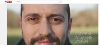 Dieses Videoprojekt gibt Flüchtlingen eine Stimme