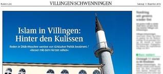 Islam: Hinter den Kulissen