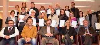 Für Prävention und Gewaltfreiheit an den Schulen – 18 zertifizierte Anti-Mobbing-Berater in Lauenburg