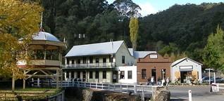 Geisterstadt in Victoria/Australien: Goldrausch in Walhalla