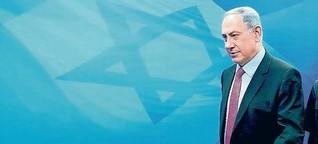 Netanjahu in Bedrängnis