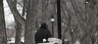 Obdachlosigkeit: Wie sieht eine Stadt aus, die auch Platz für Obdachlose hat?