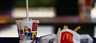 """""""McDonald's"""" drängt ins Liefergeschäft - Ungesundes Fast Food frei Haus"""