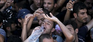 Kein Ende des Flüchtlingsdramas auf Kos | DW.COM | 13.08.2015