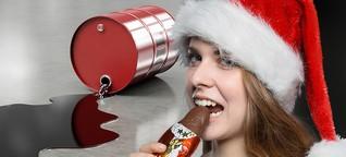 Mineralöl in Weihnachtsschokolade | eVivam