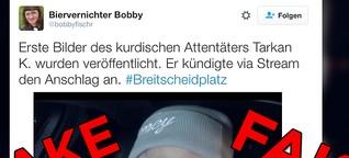 Diese Fotos vom LKW-Anschlag in Berlin sind fake