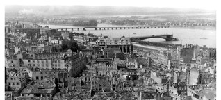 Zerstörungskraft heute noch spürbar: Gedenken 70 Jahre nach dem Bombenhagel