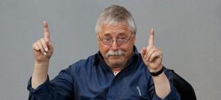 Artikel: Wolf Biermann: Ein Drachentöter ist 80