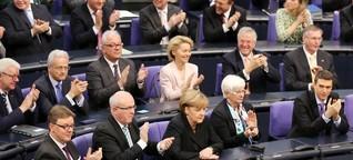 Datenanalyse: Das sind die Top-Verdiener im Bundestag