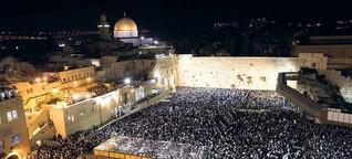 In Jerusalem spielt Trump mit dem Feuer