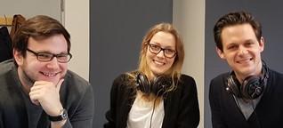 couchFM | Interview mit Jo Schück | Gästezimmer | 26.01.2017