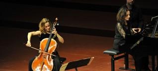 Ein Saal voller Kammermusik zweier grandioser Solistinnen