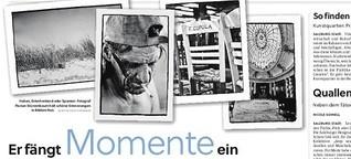 Ausstellung des Fotografen Florian Stürzenbaum