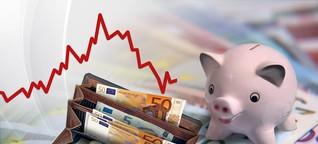 Zinsdesaster: Warum es jetzt noch schlimmer wird