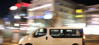 Armut: 39-Jähriger erfriert vor dem Hauptbahnhof