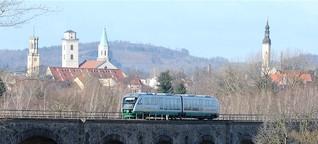 Schnellere Zugfahrt frühestens 2020?