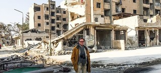 Aleppo: 'At Best a Small Part of the Truth'