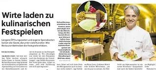 Kulinarik bei den Salzburger Festspielen