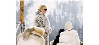 Tourismus: Wenn Russen in Skigebieten Urlaub machen