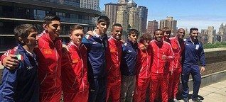 US Wrestlers in Iran: Sports Diplomacy Wins