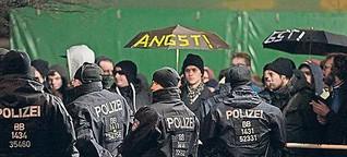 Kundgebung in Potsdam: Protest gegen die AfD - Neueste Nachrichten aus Potsdam