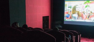 Kabul's First Cinema for Women Is More Than Just a Place to Watch Movies | Broadly