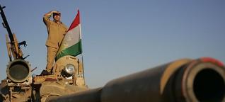 Sturm auf Mossul: Zwischenbilanz eines Generals