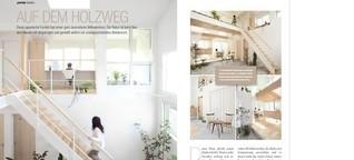 Magazin 20 Private Wohnträume: Wohngeschichte.pdf