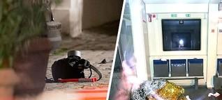 Anschläge in Würzburg und Ansbach: Als der Terror nach Deutschland kam