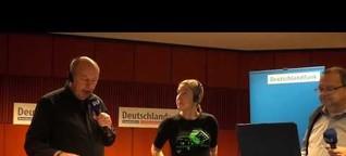 DLF @ 33C3 - Forschung Aktuell - Computer und Kommunikation vom 33. Chaos Communication Congress