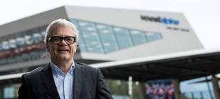 Wolfgang Eder: Bloß kein Stahlinismus