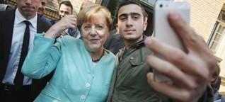 """Flüchtlinge - """"Dieses Selfie darf mein Leben nicht zerstören"""""""