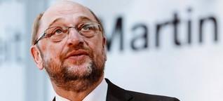 """Schulz beflügelt SPD : """"Irgendwann reicht es nicht mehr, nur der Neue zu sein"""""""