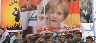 Irakische Bürger drohen mit Ausreise nach Deutschland