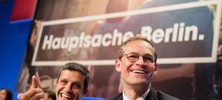 Bürgermeisterwahl in Berlin: Die Hauptstadt riskiert viel
