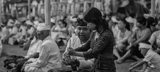 Balis junge Generation: Zwischen Kultur und Kommerz
