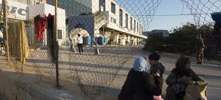 """Flüchtlinge in Griechenland: """"Die Not ist nach wie vor real"""""""