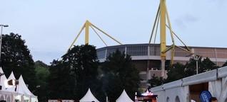 Fastenbrechen mit Volksfest-Charakter: Europas größtes Ramadanfest in Dortmund