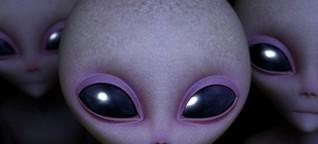 Auf Aliens vorbereitet?: Die Menschheit zwischen Jubel und Schock | BR.de