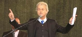 Geert Wilders, die Ein-Mann-Partei