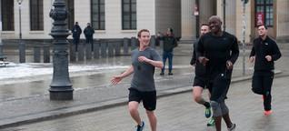 Fake-News auf Facebook: Das mit dem Internet