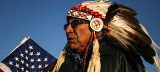 Proteste gegen Öl-Pipeline - Donald Trump und die Sioux