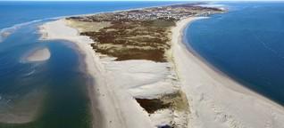 Sylts Südspitze droht abzubrechen - doch die Insel wächst