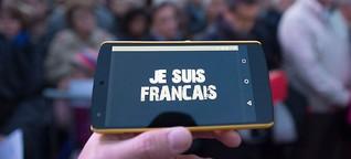 """Terror in Paris: Bei Mitgefühl gibt es kein """"richtig"""" oder """"falsch""""!"""