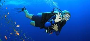Tauchen - Der Weg in die Unterwasserwelt