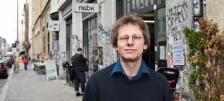 Willenbrocks Waffen: Wie ein Kiez-Buchhändler gegen einen Investor kämpft