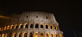 Die ewige Stadt Rom - Die Reise beginnt