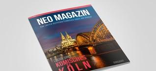 Das Magazin zum Magazin: Wie ein 19-Jähriger Heftmacher Jan Böhmermann verblüffte | Creative blog by Adobe