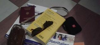 La dolce vita: Ich packe meine Koffer