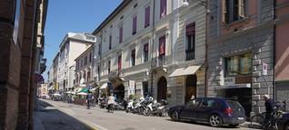 La dolce vita - Meine ersten Tage in Forlì und mein erster Unitag